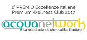 acquanetwork premio Ego Lucca eccellenze italiane