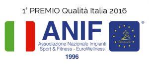 anif premio qualità 2016 Ego Lucca