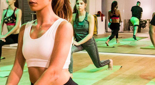 Immagini del corso pilates di ego city fit lab lucca