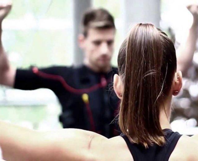 Miha Bodytec è un perfetto completamenti del programma di allenamento settimanale