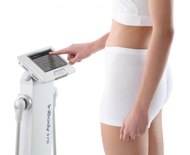 Con il Test Inbody puoi conoscere la giusta composizione di massa corporea
