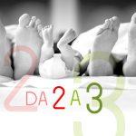 Da due a tre - il corso teorico/pratico dedicato al delicato equilibrio di coppira che si crea alla nascita di un figlio